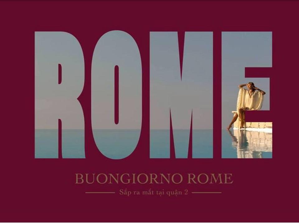 NGUỒN CẢM HỨNG CỦA CĂN HỘ ROME DIAMOND LOTUS